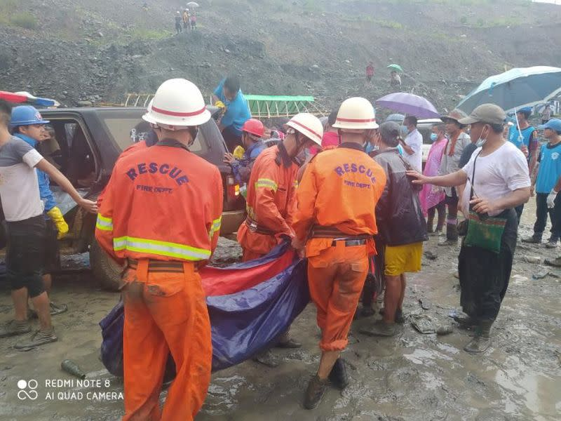 Death toll rises above 160 in Myanmar jade mine collapse