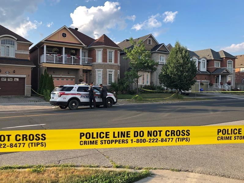MARKHAM, Ont. — A 23-year-old man has been charged with first-degree murder in what police are describing as a quadruple homicide.York Regional Police Const. Andy Pattenden says Menhaz Zaman is facing four counts of first-degree murder after four bodies were found in a home in Markham, Ont.Pattenden says the victims are three adult women and one man.He did not say whether any relationship existed between the accused and the victims.Zaman was taken into custody on Sunday afternoon after police were called to the home in response to reports of multiple injuries inside.Pattenden says Zaman answered the door when officers arrived but police did not say who phoned in the tip.Investigators remain at the home, which Pattenden says will be an active scene for quite some time.The Canadian Press