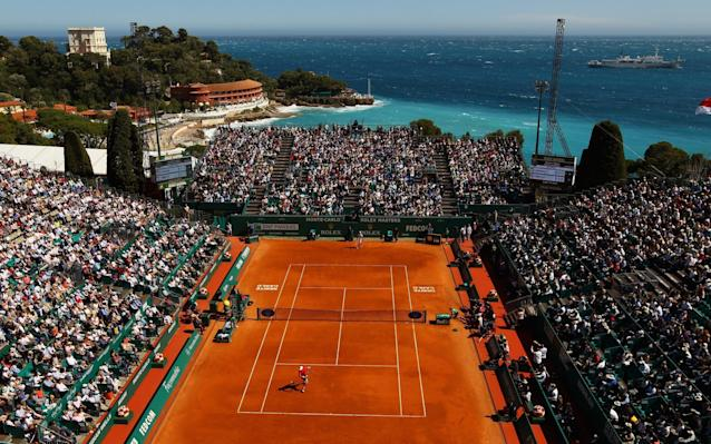 Kyle Edmund was a winner in Monte Carlo on Monday - Getty Images