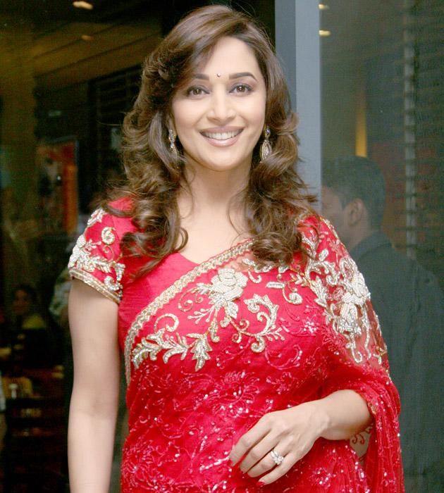 A star for Madhuri.