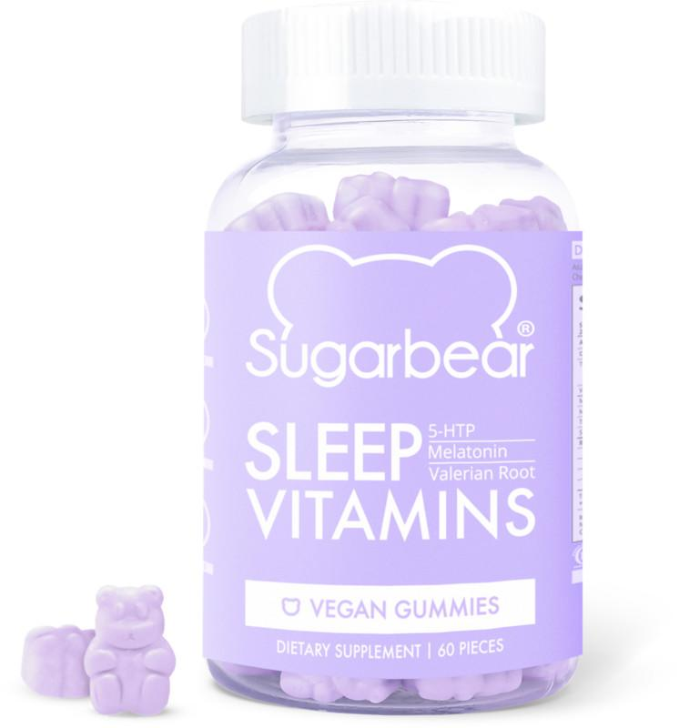 Courtesy SugarBear Hair Sleep Vitamins
