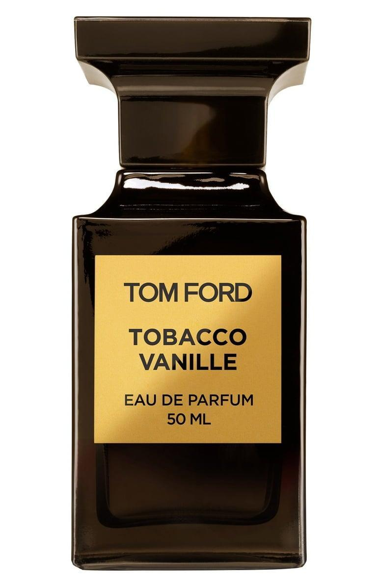 <p>This <span>Tom Ford Private Blend Tobacco Vanille Eau de Parfum</span> ($132-$289) is infused with hints of tobacco leaves, ginger, and spice notes.</p>