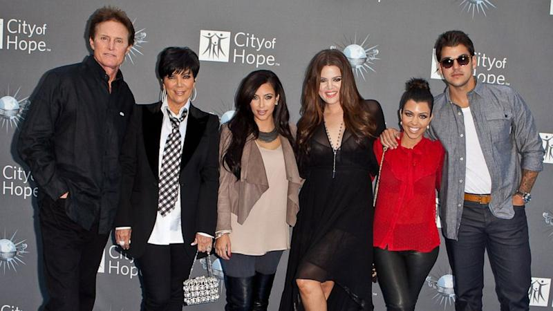 Kardashian Clan Reacts to Kim and Kanye Engagement
