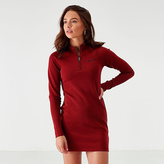 Nike Sportswear Long-Sleeve Dress