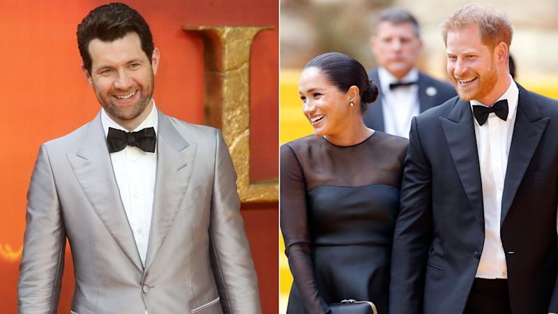 Billy Eichner on Meghan Markle Joking With Him About How Her Acting Career 'Took a Little Turn'