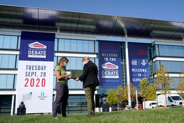 The debate will take place at Case Western Reserve University