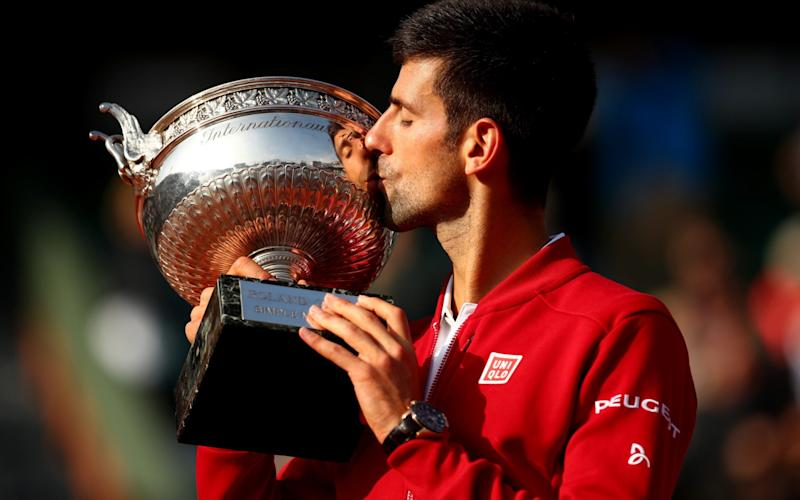 French Open prize pot - Credit: Getty Images