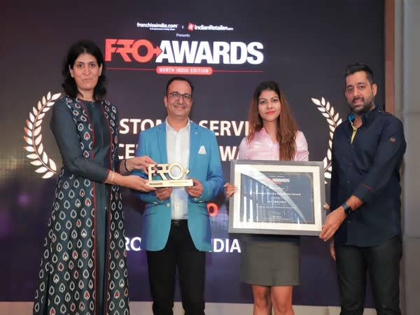 RO Care India Wins the Customer Service Excellence Award