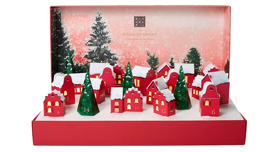 Rituals 3D Beauty Advent Calendar