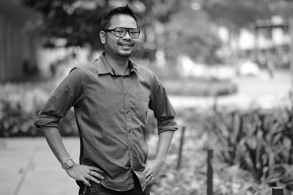 Safhras Khan joined Yahoo News Singapore in November 2015, where he quickly gained a reputation for breaking stories on the crime and courts beats. (PHOTO: Bryan Huang / Yahoo News Singapore)