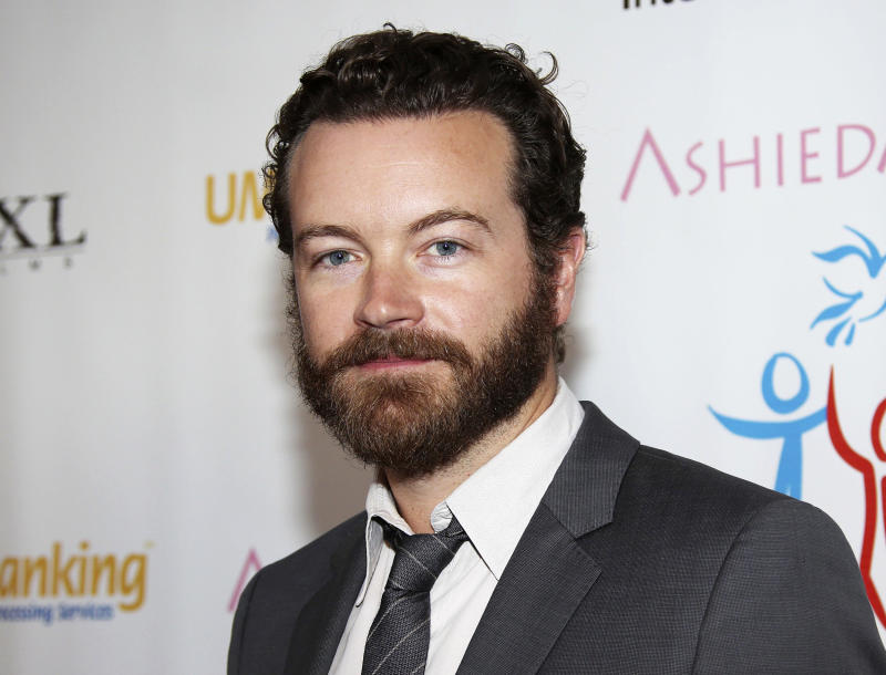 'That '70s Show' actor Danny Masterson charged with three counts of rape in Los Angeles