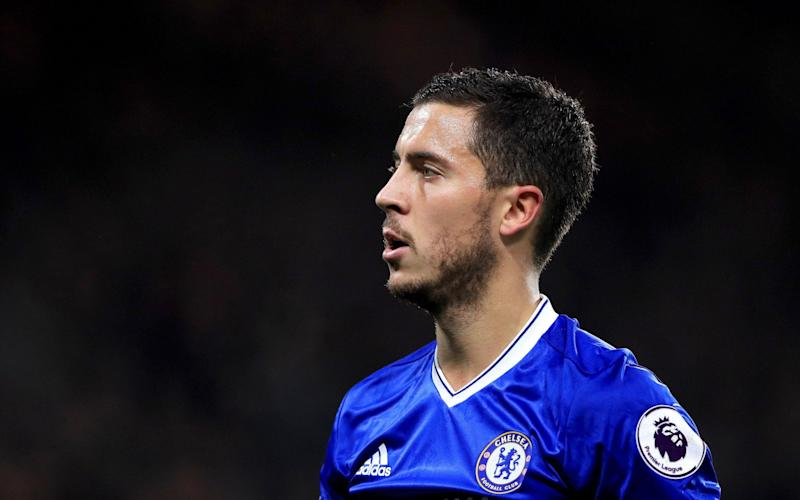 Eden Hazard is a nominee for PFA Player of the Year - PA