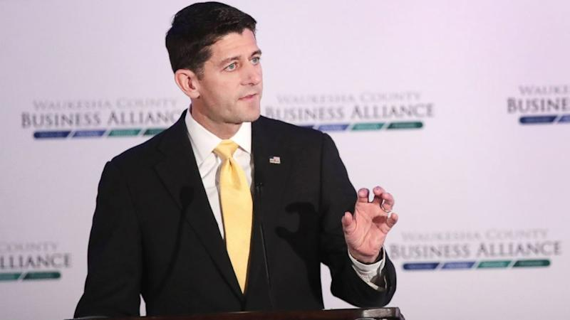 Ryan's Distancing Himself From Trump Viewed As Smart Move By Many in his Hometown