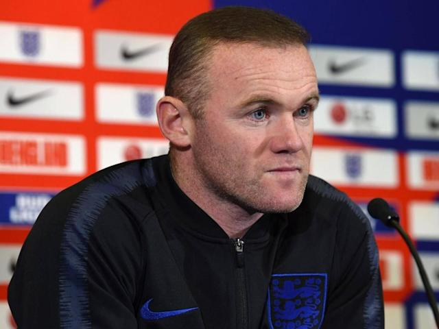 Rooney will make his 120th cap against the USA (Getty)