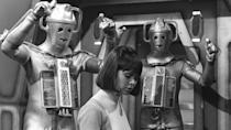<p>Only episodes 3 and 6 of this Cybermen six-parter remain in the archives. The lost episodes were reconstructed earlier this year using stills and the surviving audio, though this 'complete' version of the story is only available in the US via streaming service Britbox.</p>