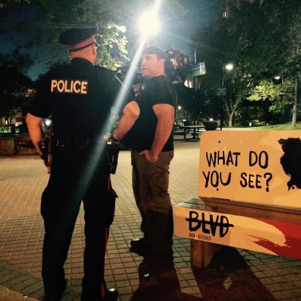 Task force on community safety and well-being makes 14 recommendations to improve calls for service in Edmonton.   (Marion Warnica - image credit)