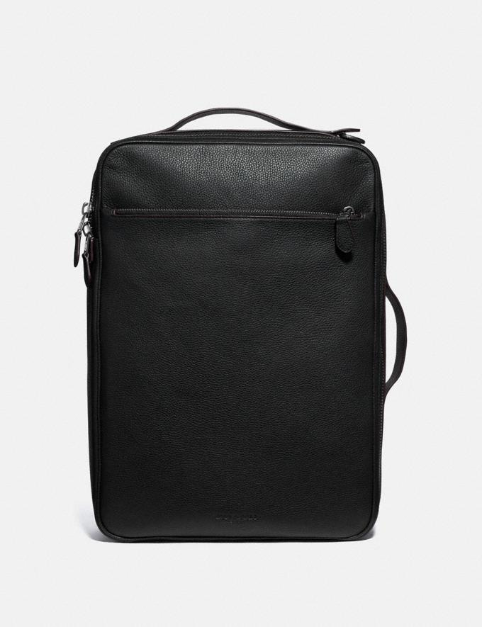 Metropolitan Soft Convertible Backpack - Coach, $348 (originally $695)