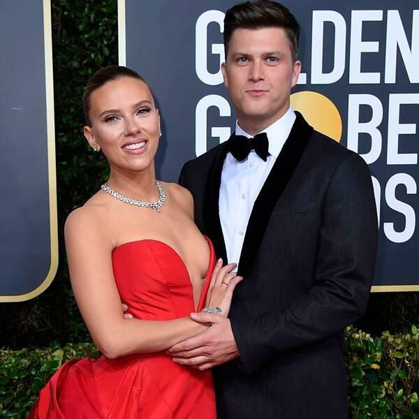 Scarlett Johansson and Colin Jost Get Married in Intimate Ceremony