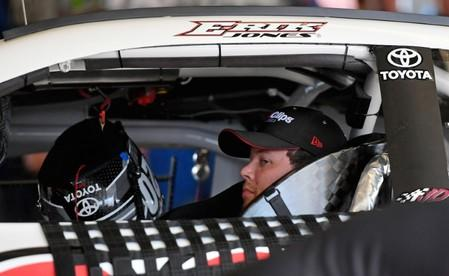 NASCAR notebook: Jones ends on upswing in New Hampshire