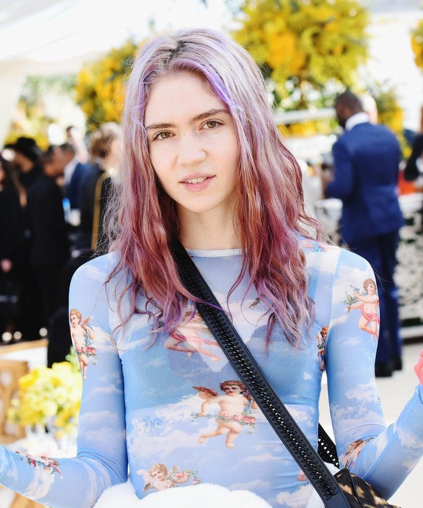 LOS ANGELES, CA – FEBRUARY 09: Grimes attends 2019 Roc Nation THE BRUNCH on February 9, 2019 in Los Angeles, California. (Photo by Vivien Killilea/Getty Images for Roc Nation )