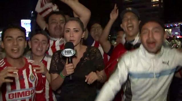 Sports Reporter Attacks Fan After Being Groped on Live TV