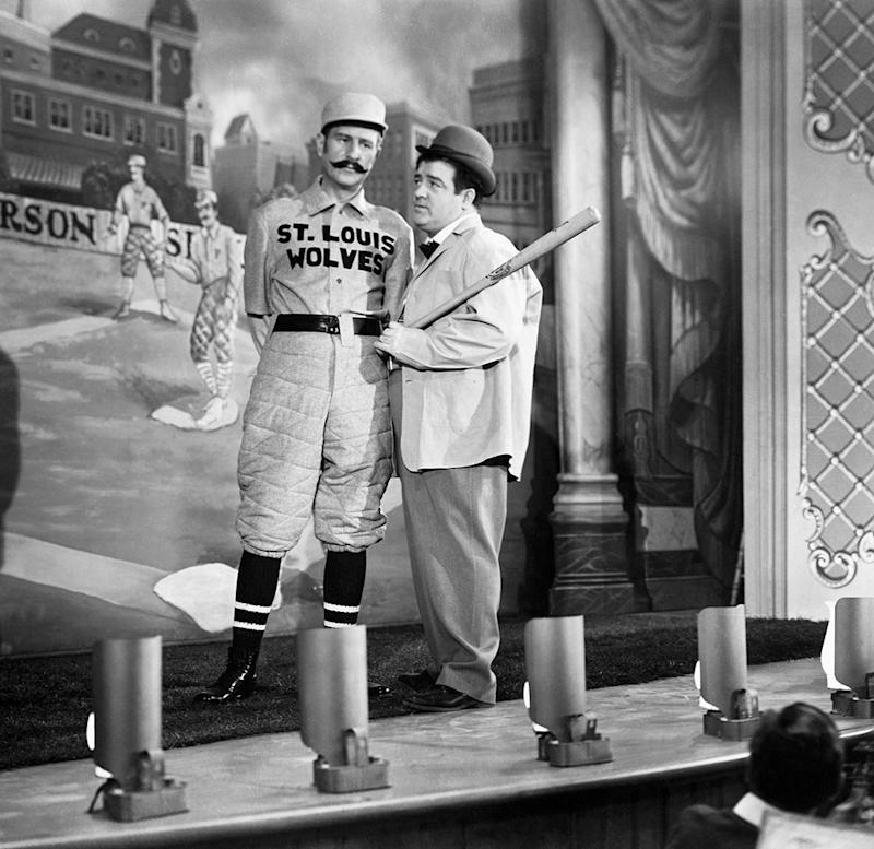 View Photos Bud Abbott And Lou Costello