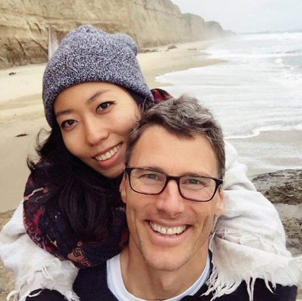 Singer Wanting Qu and Vancouver's then-mayor Gregor Robertson went public with their relationship in 2015. Photo: Wanting Qu / Instagram