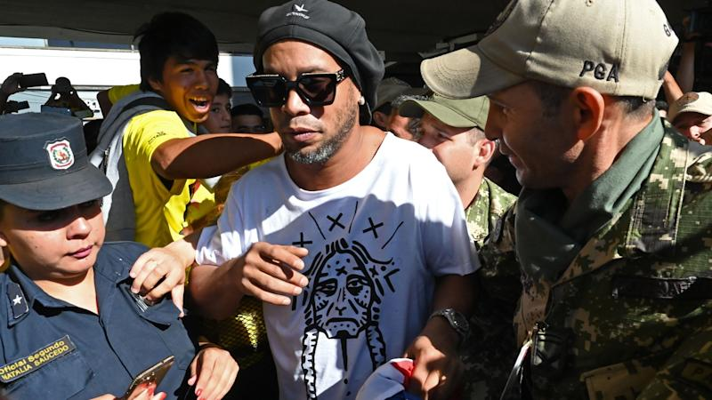 'I never imagined I would go through such a situation' - Ronaldinho gives first interview since being arrested in Paraguay