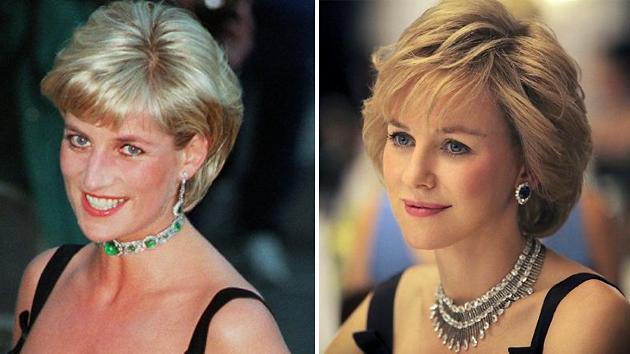 Naomi Watts, Princess Diana
