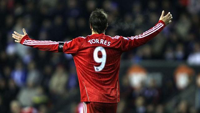 Former Liverpool and Chelsea striker Fernando Torres is celebrating his 33rd birthday today in what has been a hugely successful career for the Spanish striker. Now back at his boyhood club Atletico Madrid, Torres remains one of the most revered strikers in the Premier League era, despite his three and a half year spell with the Blues not exactly working out to plan. 668 x Career appearances 243 x Goals 110 x Caps for Spain 7 x Major trophies 4 x Clubs 1 x El Niño ]]>🎂