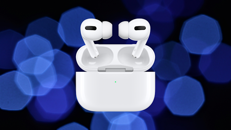 The best this weekend are here—save $30 on Apple AirPods Pro, the cheapest price we've ever seen.. (Photo: Apple)