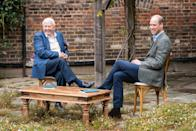 In 2020, William and Sir David teamed up again on another project. Sir David is on the judging panel for William's Earthshot Prize. (Royal Foundation)