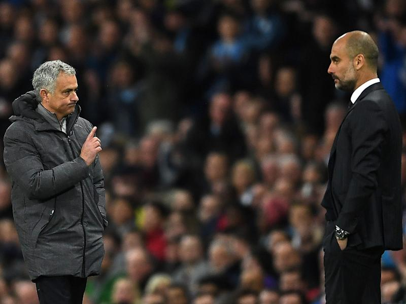 Both managers have struggled in their debut seasons in Manchester: Getty