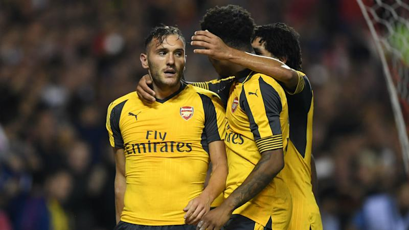Perez restricted to bench duty again for Arsenal in FA Cup clash with Lincoln