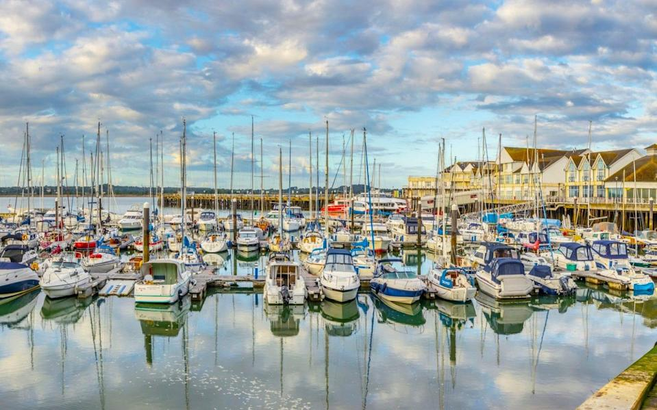 Southampton may decide to do a joint bid with the Isle of Wight - Getty