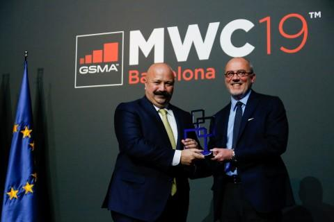 GSMA Recognizes Turkcell for Outstanding Contribution to the Mobile Industry