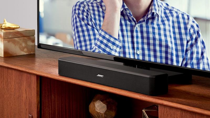 Bose Solo 5 Television Sound System. (QVC)
