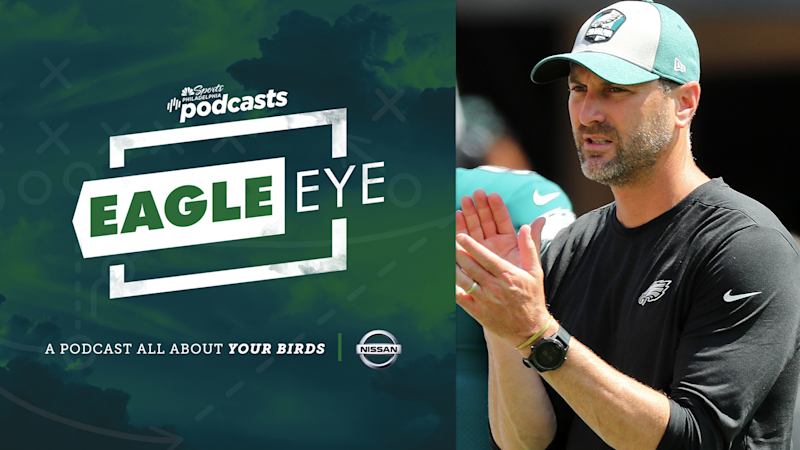 Eagle Eye podcast: Which coaches are on the hot seat?