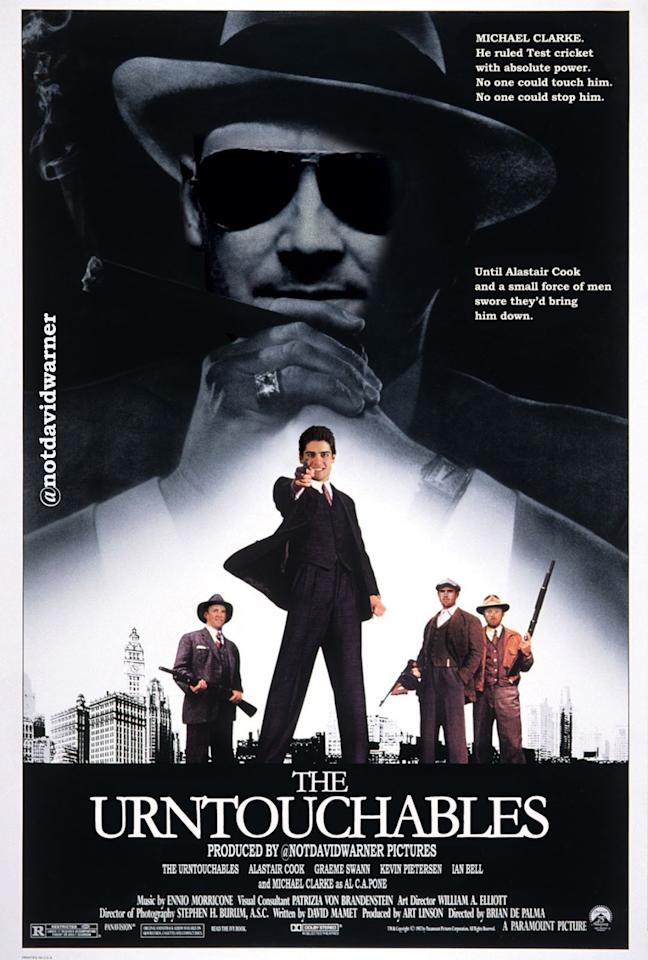 Based on The Untouchables