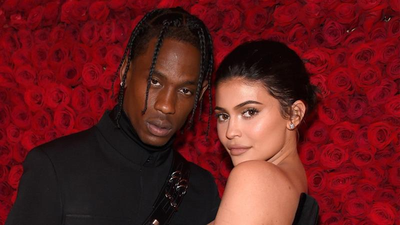 Kylie Jenner Dances at Ex Travis Scott's Astroworld Festival in Texas