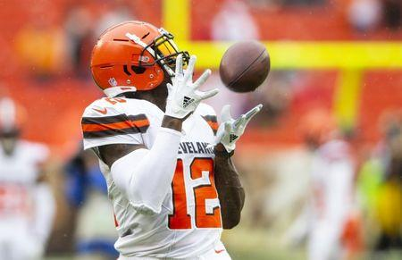 NFL Pittsburgh Steelers at Cleveland Browns