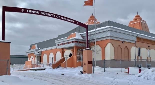 The Hindu Society of Calgary has been at its location in the northeast for more than 40 years.