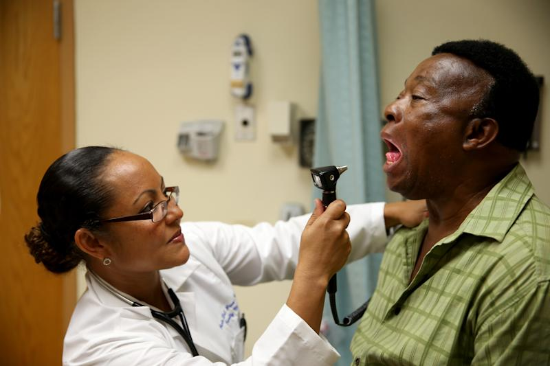 Access to health care plays a major role in these findings. (Photo: Joe Raedle/Getty Images)