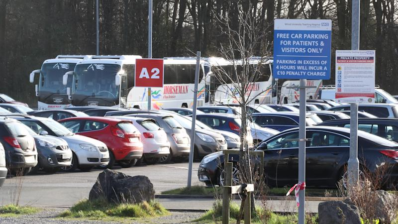 Free parking for all frontline coronavirus workers