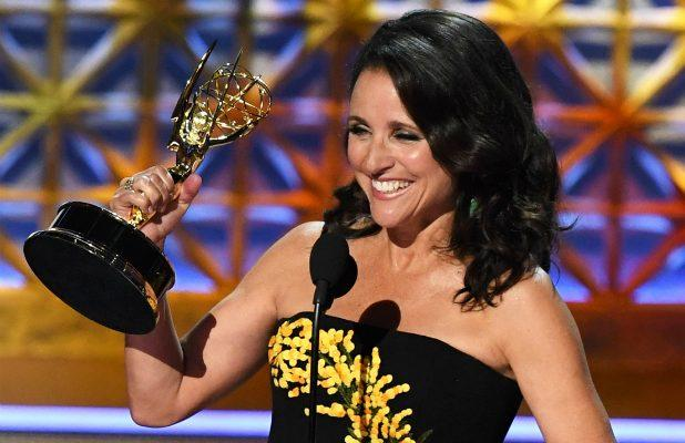Julia Louis-Dreyfus Signs Overall Deal With Apple
