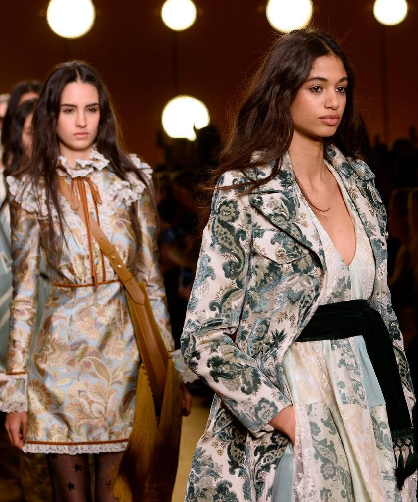 NEW YORK, NEW YORK – FEBRUARY 10: Models walk the runway for Zimmermann fashion show during February 2020 – New York Fashion Week: The Shows at SIR Stage37 on February 10, 2020 in New York City. (Photo by Fernanda Calfat/Getty Images for NYFW: The Shows)