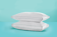"""<p>Your sleeping position is the most important factor to consider when <a href=""""https://www.goodhousekeeping.com/home-products/pillow-reviews/a26447/pillow-buying-guide/"""" rel=""""nofollow noopener"""" target=""""_blank"""" data-ylk=""""slk:choosing a pillow"""" class=""""link rapid-noclick-resp"""">choosing a pillow</a>. If you use a pillow that's not suited for how you sleep, you risk <a href=""""https://www.goodhousekeeping.com/home-products/g30705146/best-pillows-for-neck-pain/"""" rel=""""nofollow noopener"""" target=""""_blank"""" data-ylk=""""slk:neck pain"""" class=""""link rapid-noclick-resp"""">neck pain</a>, discomfort and <a href=""""https://www.goodhousekeeping.com/health/wellness/a27045260/sleep-deprivation-stages/"""" rel=""""nofollow noopener"""" target=""""_blank"""" data-ylk=""""slk:a lack of sleep"""" class=""""link rapid-noclick-resp"""">a lack of sleep</a>, which can wreak havoc on your whole day. Back sleepers will require a different pillow than stomach and <a href=""""https://www.goodhousekeeping.com/home-products/g30627120/best-pillows-for-side-sleepers/"""" rel=""""nofollow noopener"""" target=""""_blank"""" data-ylk=""""slk:side sleepers"""" class=""""link rapid-noclick-resp"""">side sleepers</a>, but if you switch positions all night – don't fret! – we found the best pillows for you too. </p><p>The <a href=""""https://www.goodhousekeeping.com/institute/about-the-institute/a19748212/good-housekeeping-institute-product-reviews/"""" rel=""""nofollow noopener"""" target=""""_blank"""" data-ylk=""""slk:Good Housekeeping Institute"""" class=""""link rapid-noclick-resp"""">Good Housekeeping Institute</a> Textiles Lab is comprised of experts who test products for your <a href=""""https://www.goodhousekeeping.com/health/wellness/g22654630/best-sleep-inducing-products/"""" rel=""""nofollow noopener"""" target=""""_blank"""" data-ylk=""""slk:best sleep ever"""" class=""""link rapid-noclick-resp"""">best sleep ever</a>. When testing pillows, we evaluate them in Lab and send them to testers based on their preferences (sleeping position and desired fill). All of the pillows featured were tested by back sleepers who gave us"""