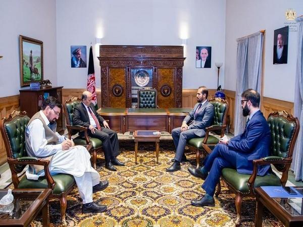 Afghan Foreign Ministry summons Pak Ambassador to Kabul over the abduction of Afghan envoy daughter (Image Credits: Afghan foreign Ministry)