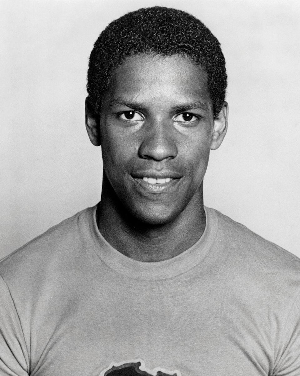 <p>Denzel Washington began acting in the late 1970s, by 1982 he had landed his first substantial role on the television series <em>St. Elsewhere</em>.</p>