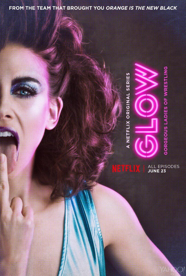 Alison Brie as Ruth in 'Glow' (Photo: Netflix)